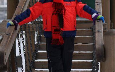 Vær dækket ind med Mini A Ture jakker